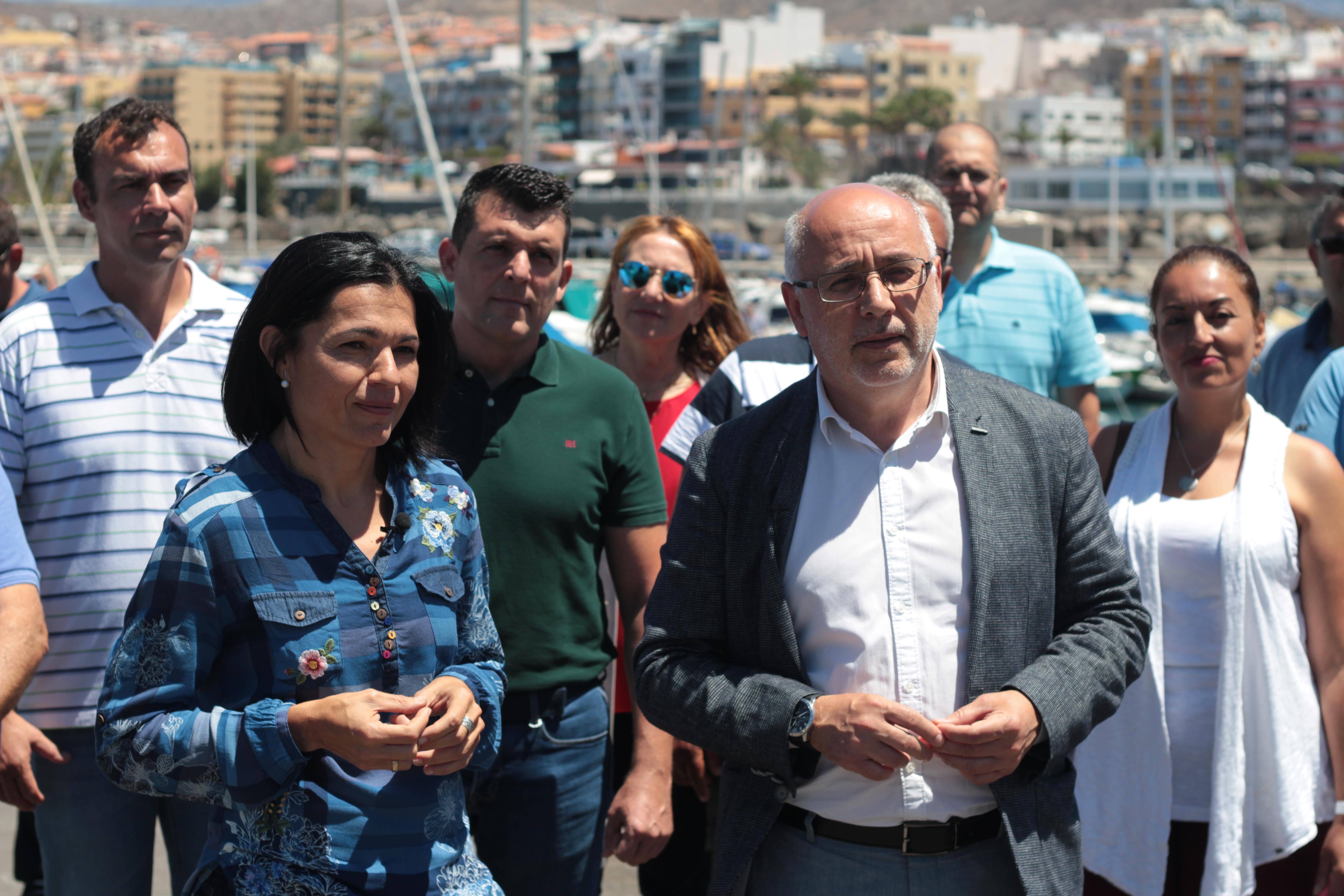 """Morales: """"Es un momento importante para avanzar en el progreso de Gran Canaria sumando las iniciativas de los 21 municipios"""""""
