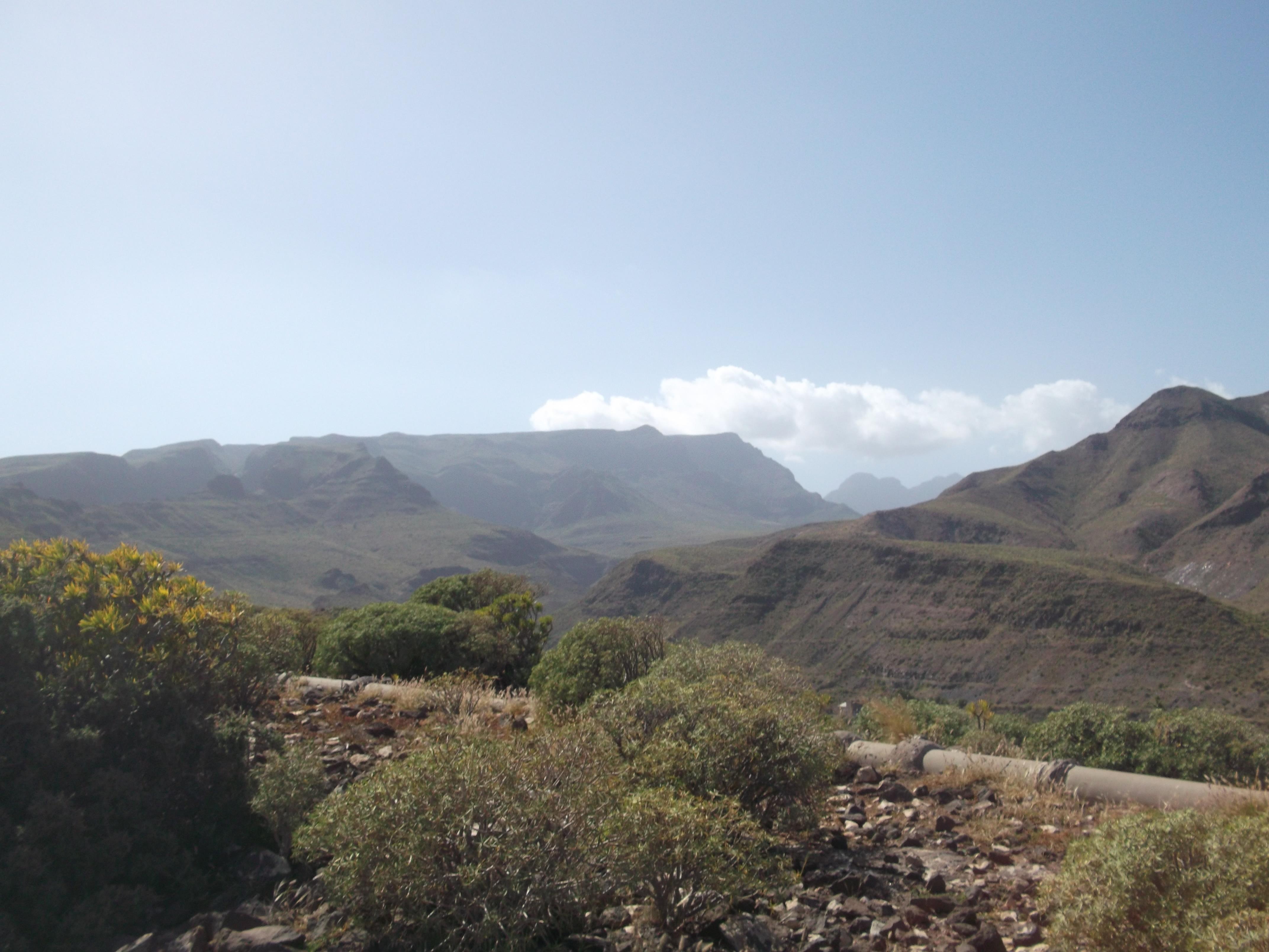 Amurga, patrimonio grancanario