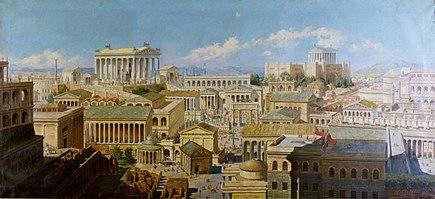roma urbanismo