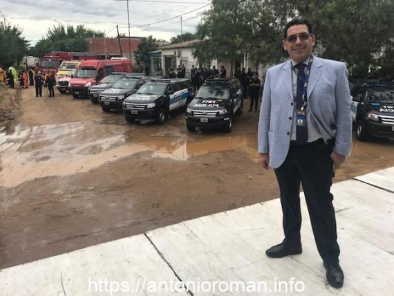 Dr. Antonio Román