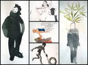 collage figura 1 fondo negro