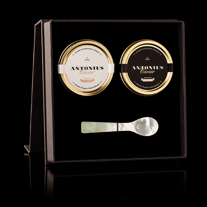 Build Your Own Caviar Gift Set