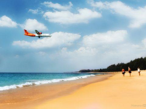 Phuket's beach