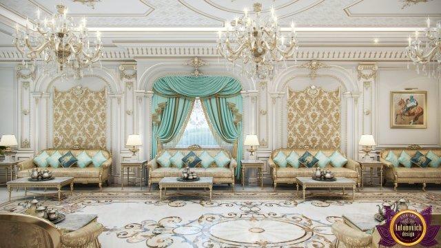 Bespoke Majlis Interior Design In Dubai By Luxury