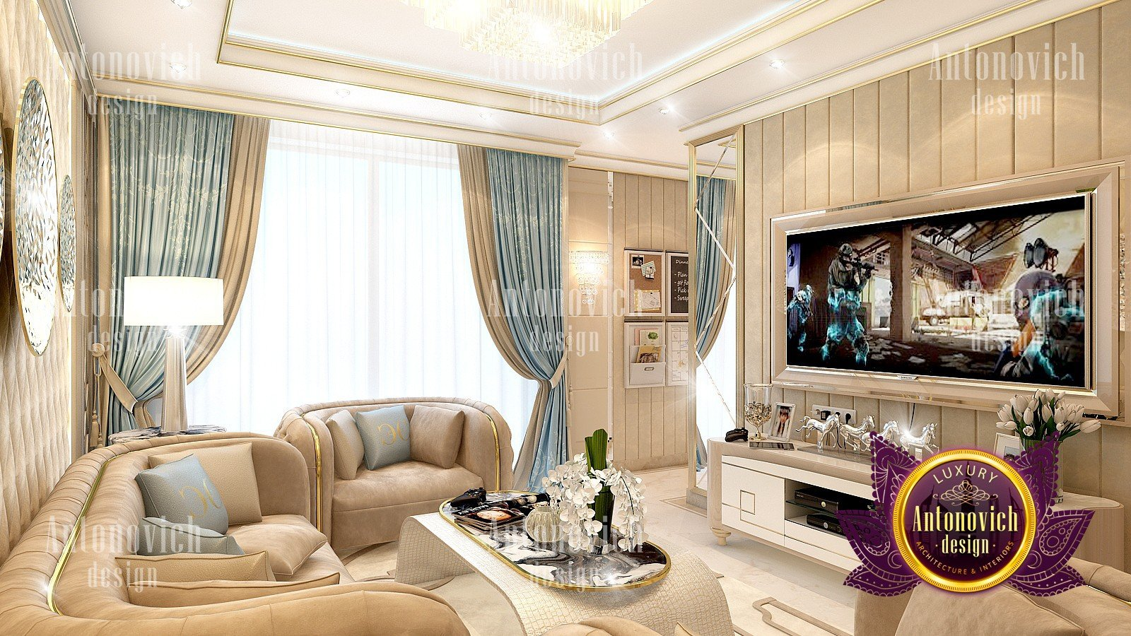 Interior Decoration Sitting Room Nigeria
