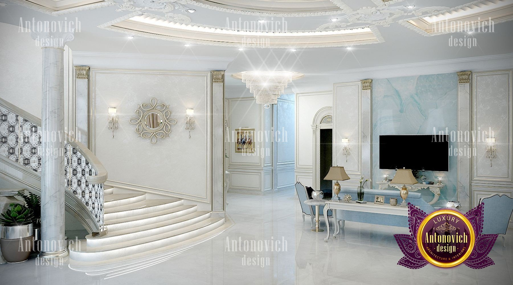 Interior Decoration Sitting Room