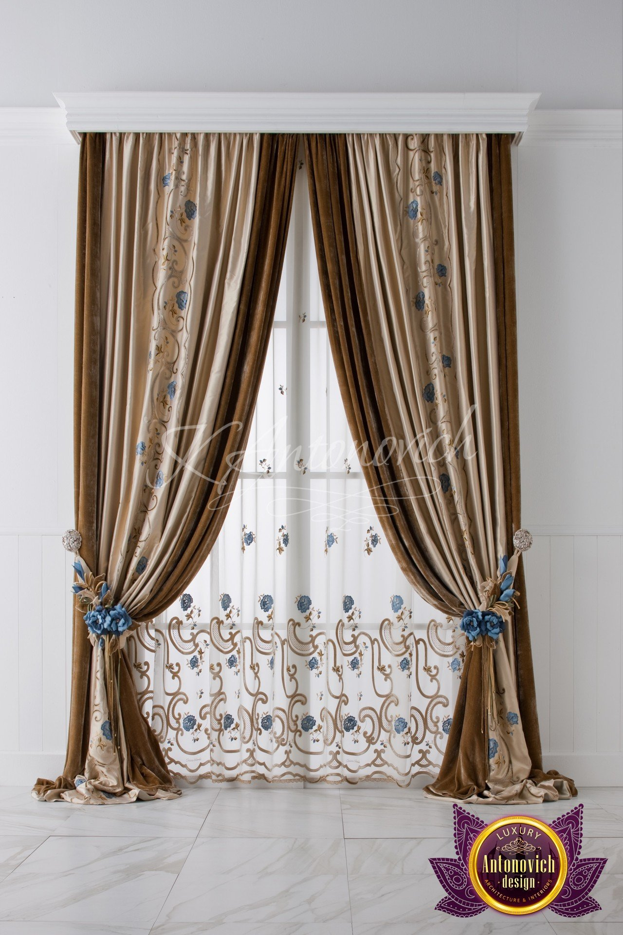 Curtains Dubai Sharjah And Abu Dhabi By Luxury Antonovich