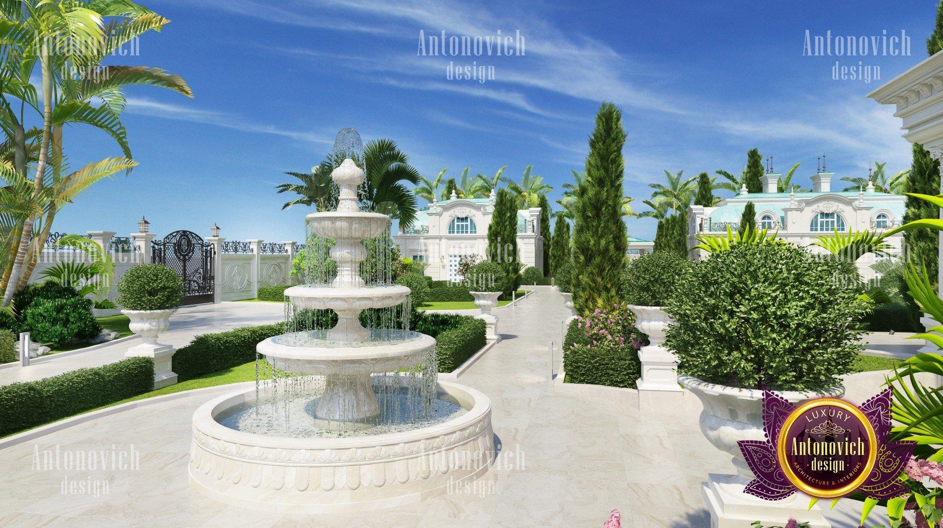 Luxury Landscaping on Luxury Backyard Design  id=26124