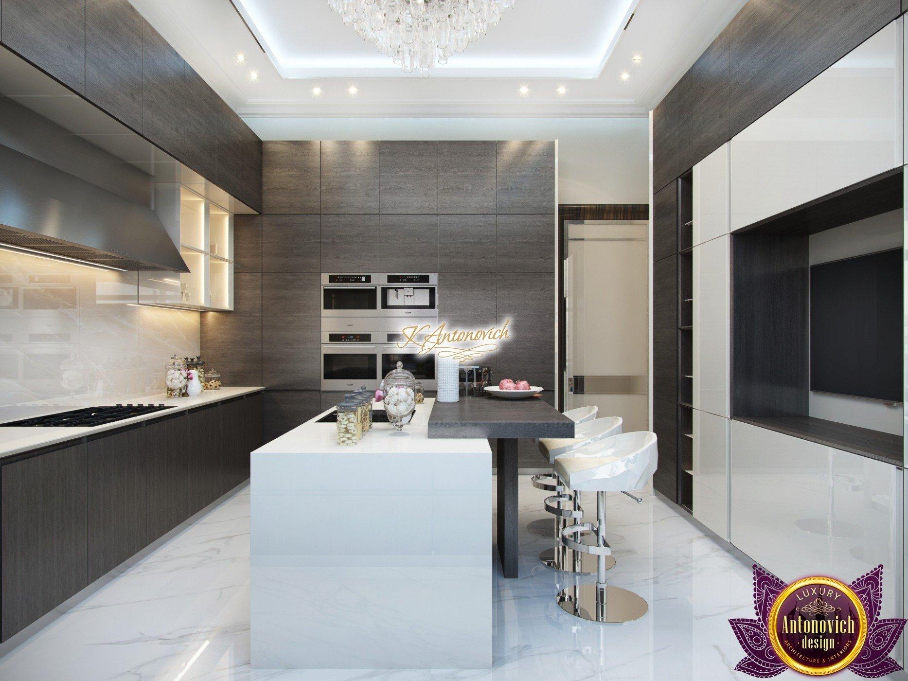 modern kitchen design lahore