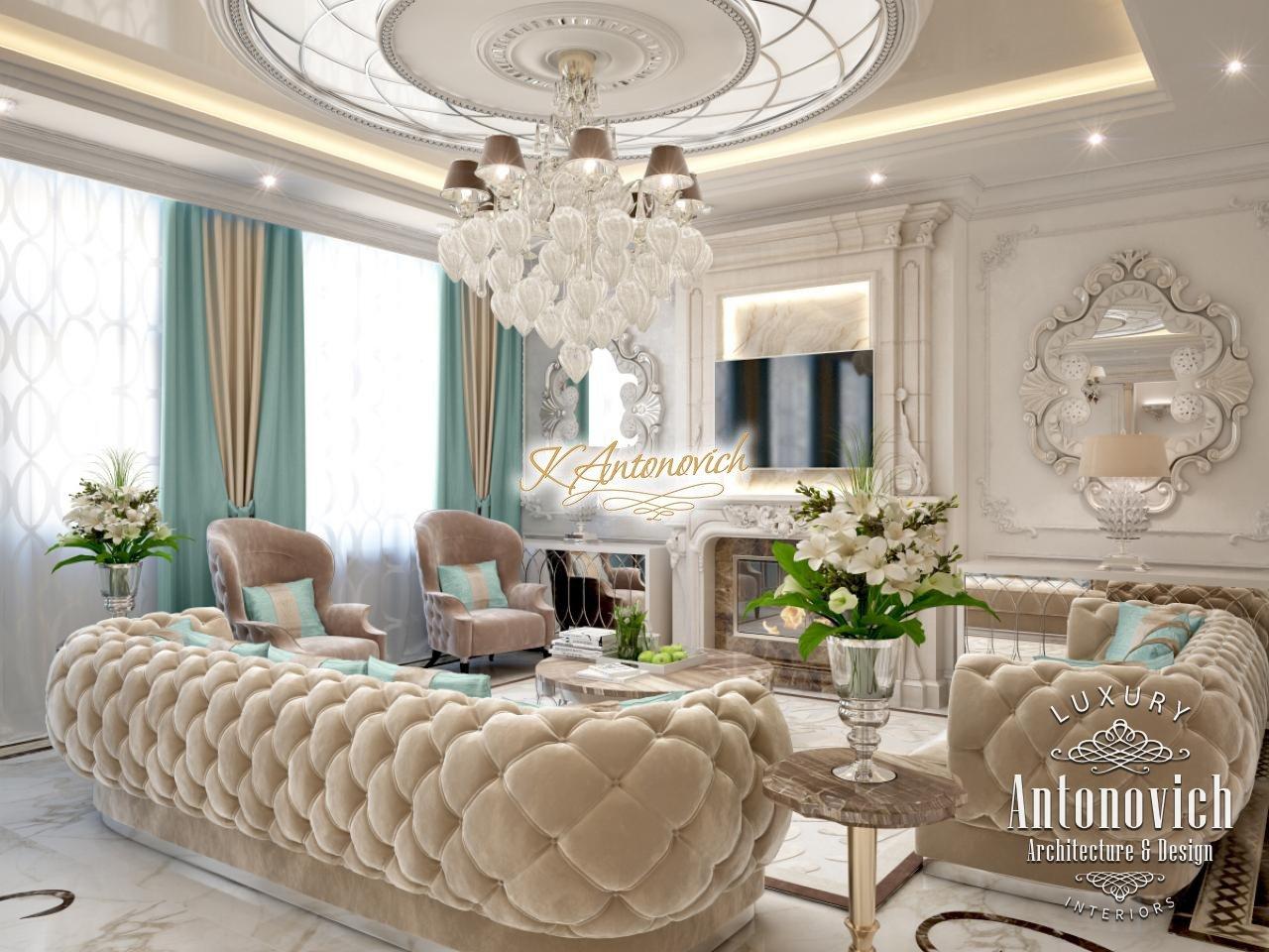 Beautiful Living Room Interior Design UAE on Beautiful Room Decor  id=72397