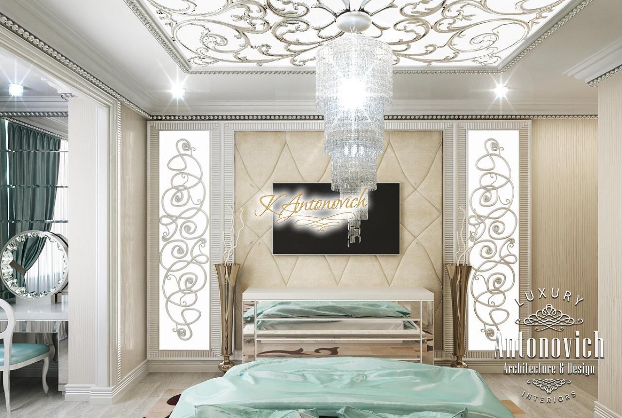 Bedrooms Interior Design Art Deco