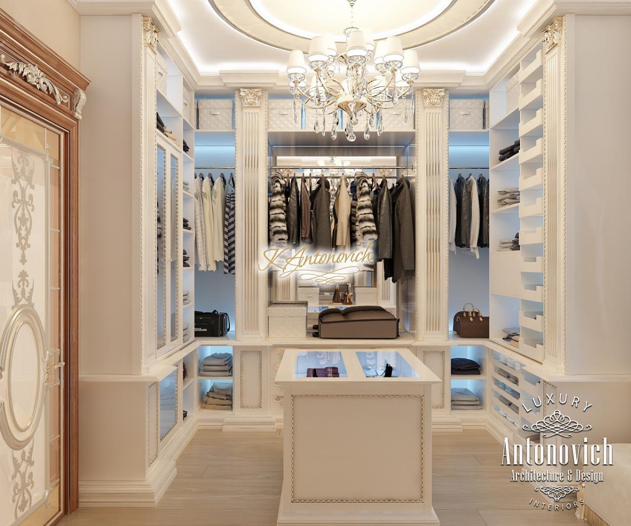 Dressing Room Interior Design