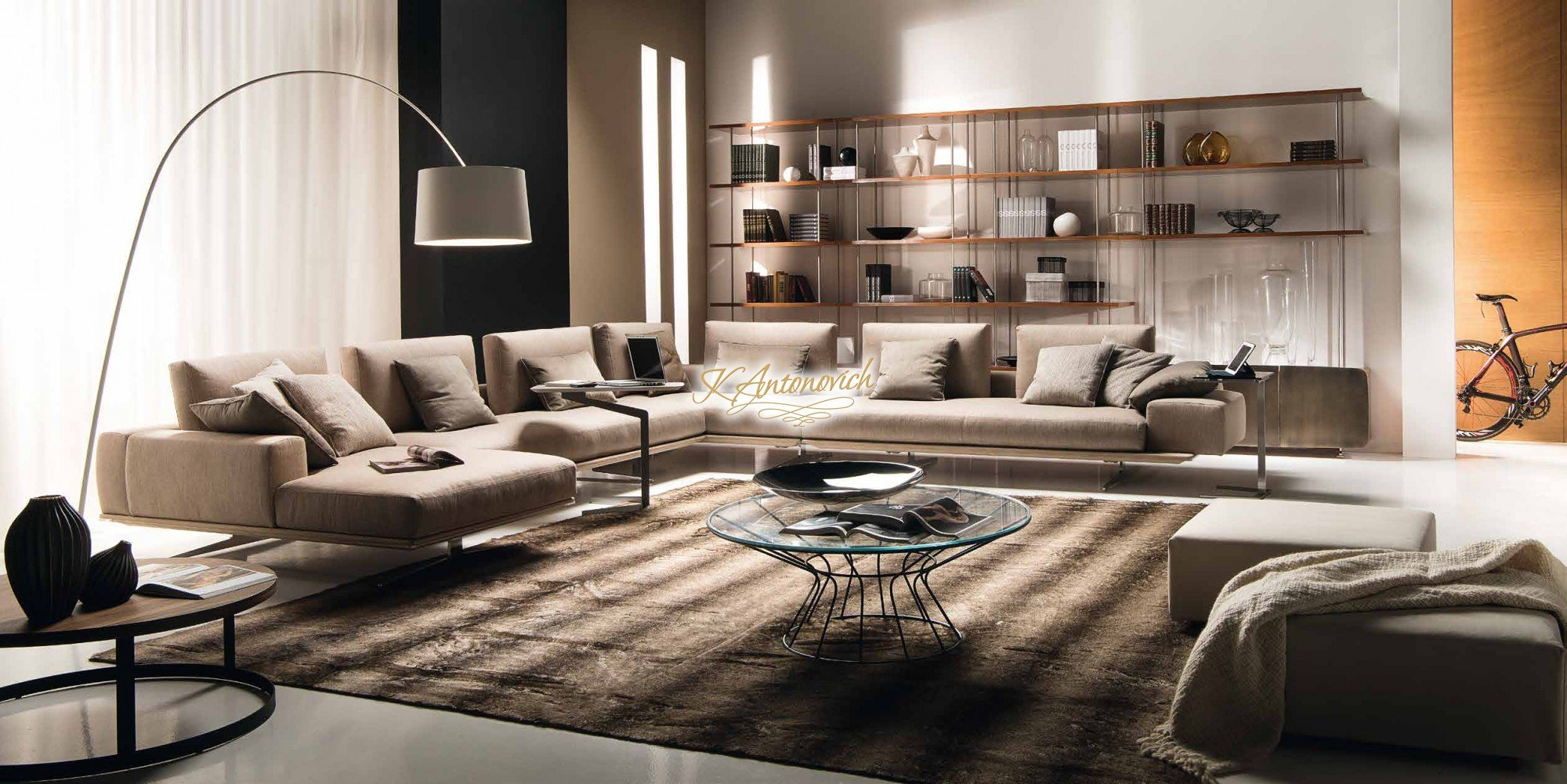 We may earn commission on some of the items you choose to buy. Modern italian living room furniture