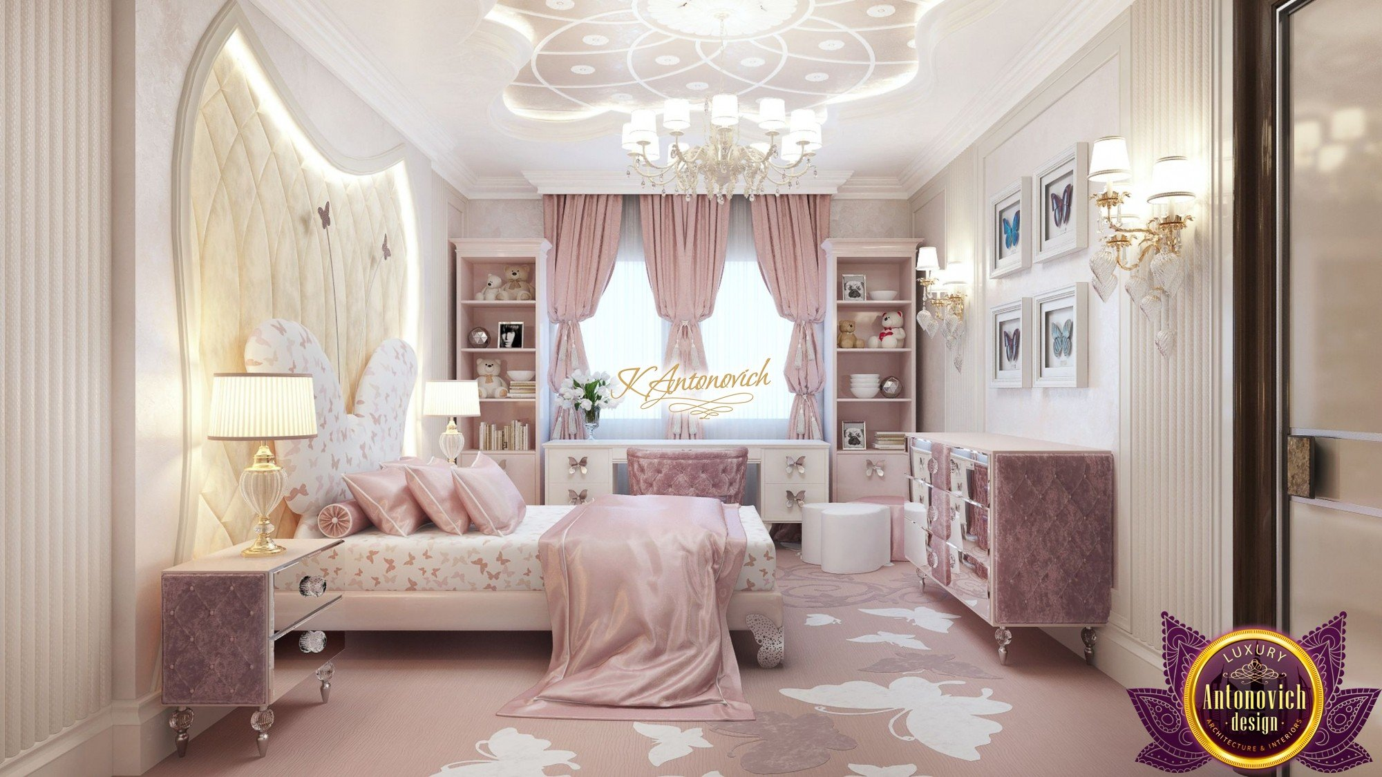 Best kids bedrooms on Best Rooms For Girls  id=58378