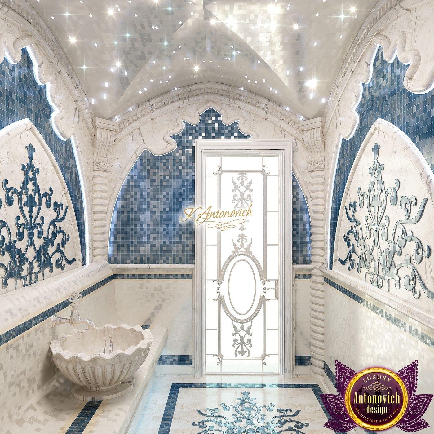 Hamam Interior Design