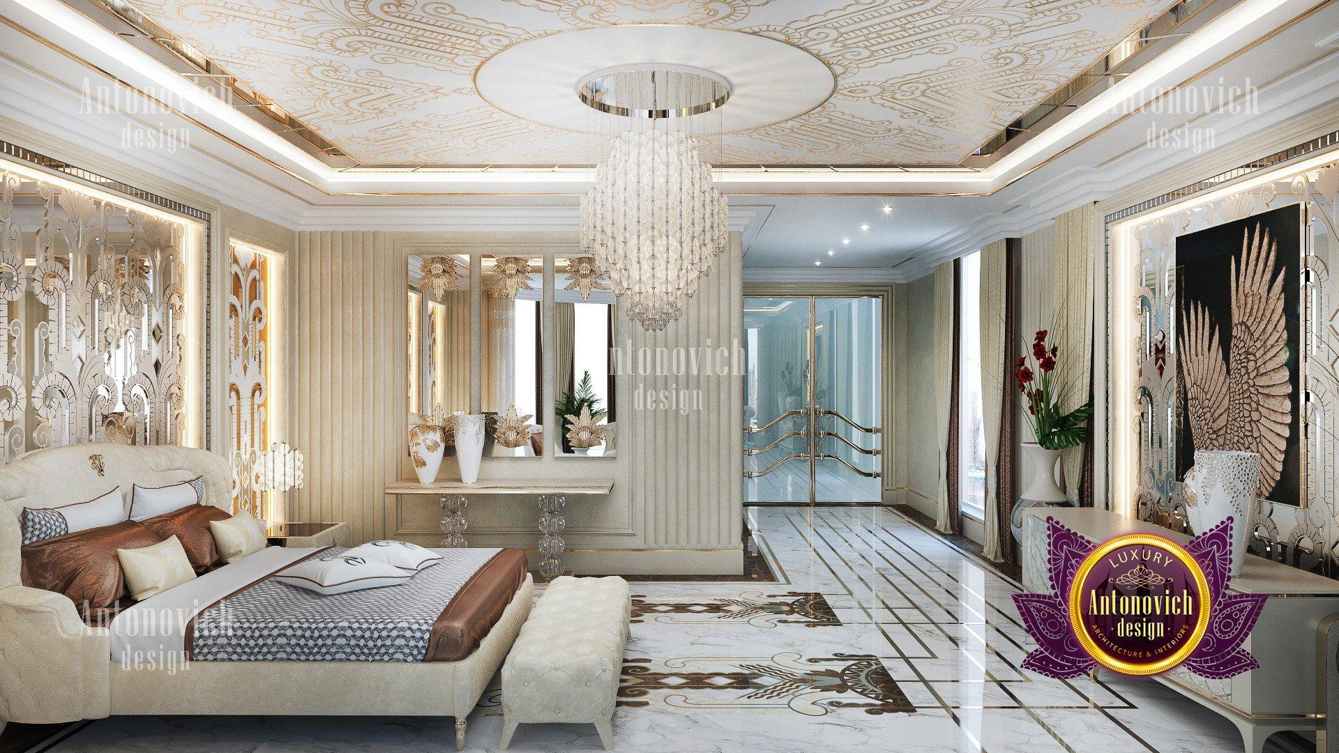 Modern Luxury Bedroom Decor Luxury Antonovich Design USA