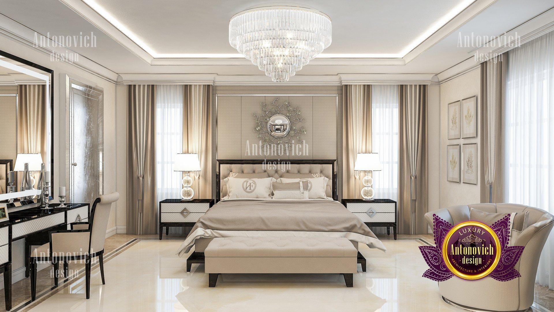 Main bedroom - luxury interior design company in California on Main Bedroom Decor  id=82820