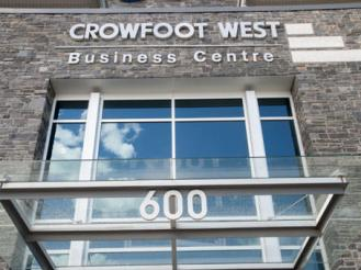 Crowfoot West address