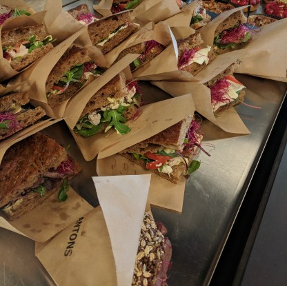 ANTONS - sandwich