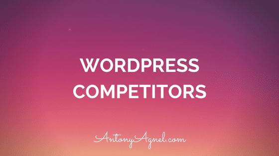 WordPress Competitors: 10 Popular Free Alternatives To WordPress