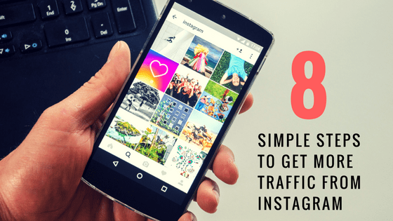 How to Get Traffic From Instagram to your Website