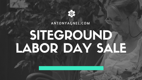 SiteGround Labor Day Sale – Upto 70% Off On All Hosting Plans
