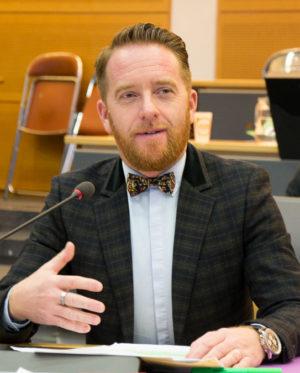 Antony Caps, conseiller départemental du canton Entre Seille & Meurthe
