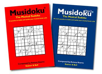 Musidoku books