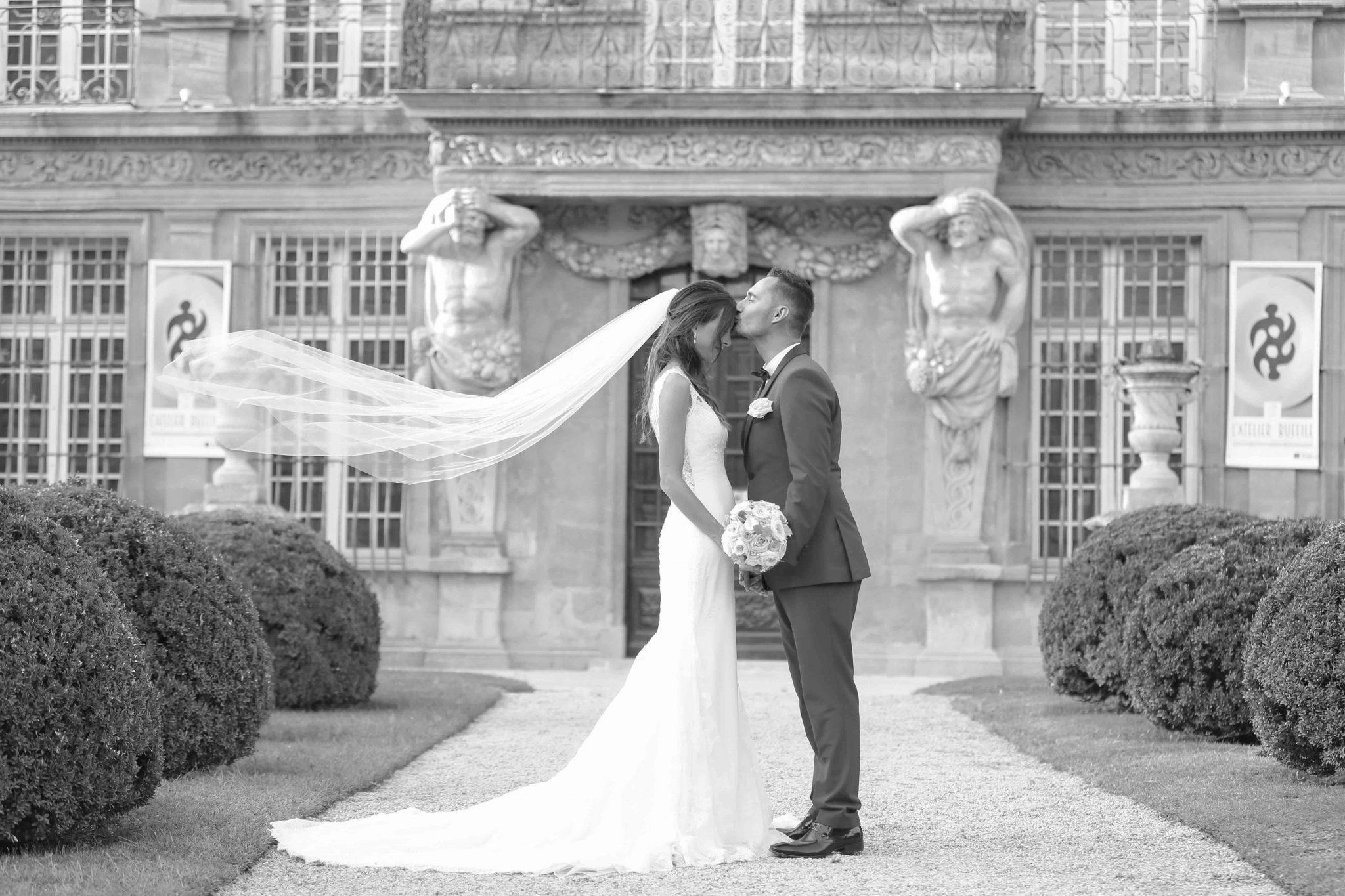 Mariage Pavillon Vendôme Aix en Provence