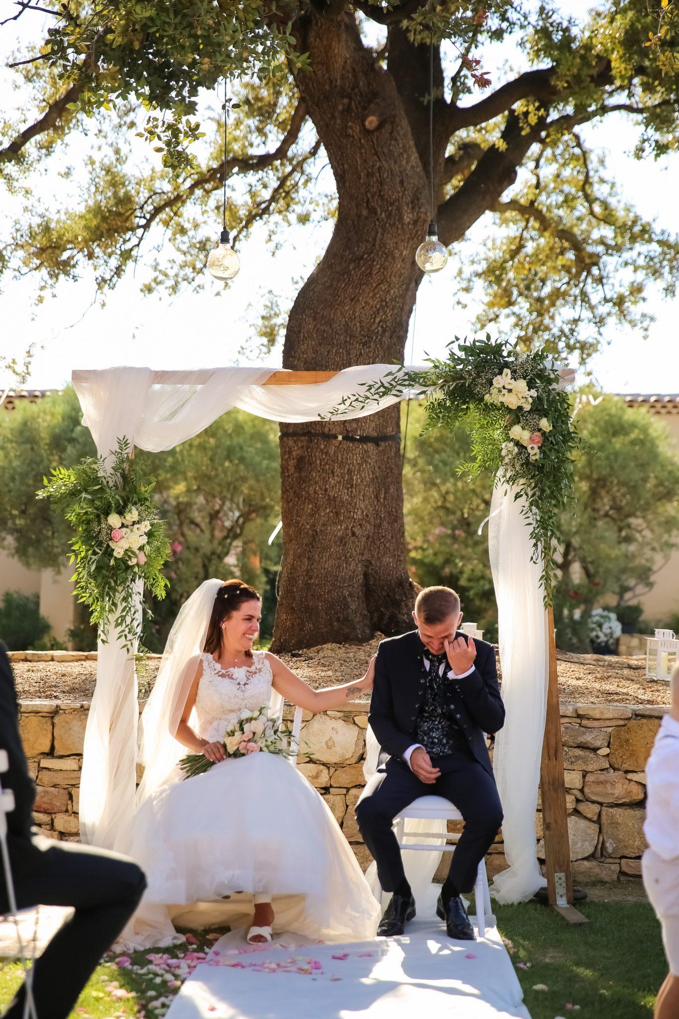Château Saint Hilaire 13 cérémonie mariage