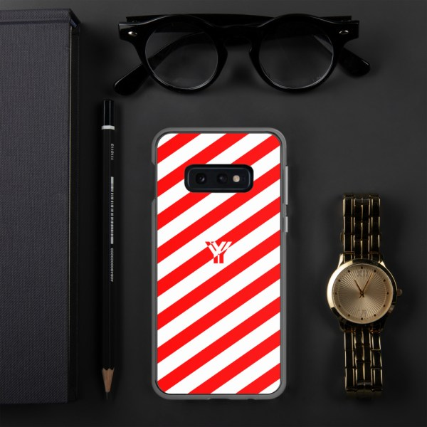 antony yorck accessoire samsung phone cases stripes white and red collection obvious 030