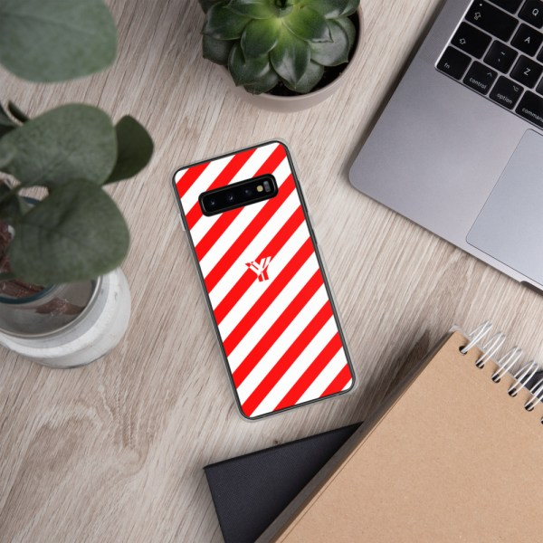 antony yorck accessoire samsung phone cases stripes white and red collection obvious 031