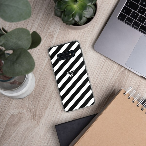 antony yorck accessoire samsung phone cases stripes black and white collection obvious 028