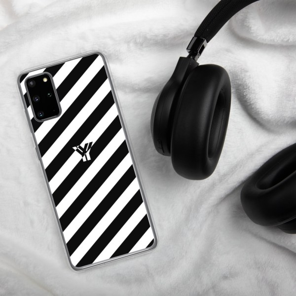 antony yorck accessoire samsung phone cases stripes black and white collection obvious 023