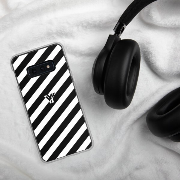 antony yorck accessoire samsung phone cases stripes black and white collection obvious 029