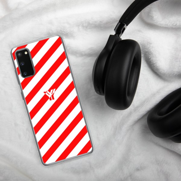 antony yorck accessoire samsung phone cases stripes white and red collection obvious 026