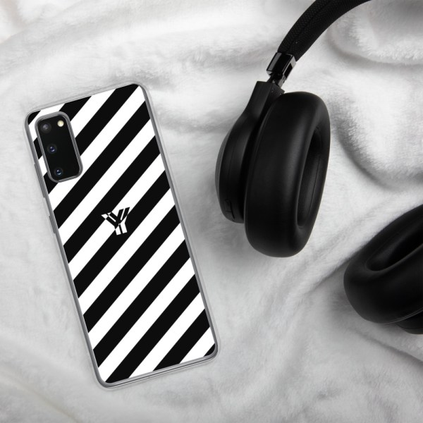 antony yorck accessoire samsung phone cases stripes black and white collection obvious 026