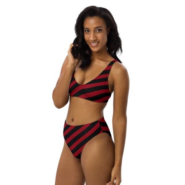 high waist-all-over-print-recycled-high-waisted-bikini-white-left-front-60c9fb7045de5.jpg