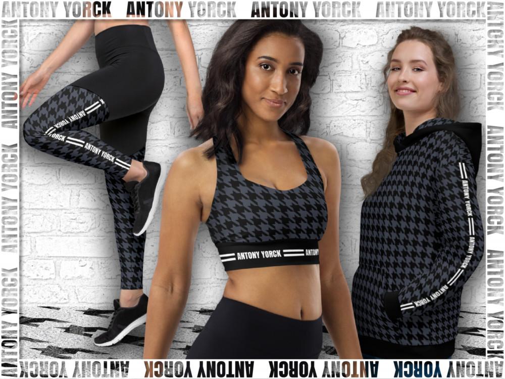 ANTONY YORCK • LUXURY URBAN STREET STYLE • ONLINE BOUTIQUE 2 sports woman hounstooth 001 Facebook Shop Kollektion 3x4 Facebook Shop Kollektion 3x4 002 Facebook Shop Kollektion 3 4
