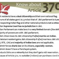 Busting the myths about Article 370