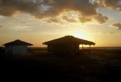 Senja di Pulau Mangudu