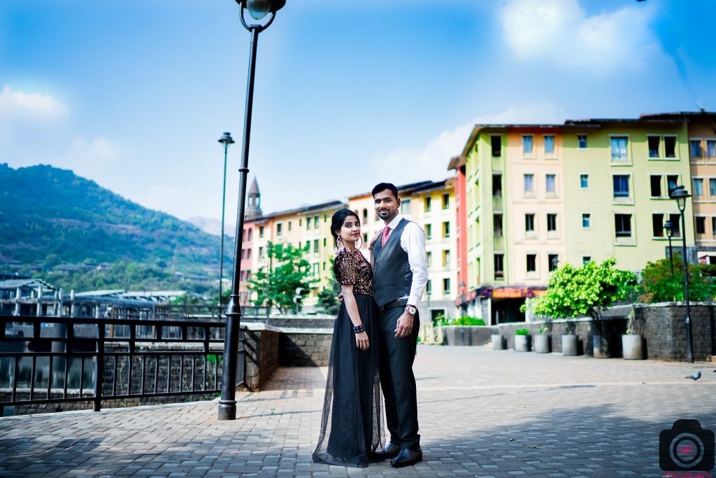 Love in Lavasa Pre-wedding in Lavasa-Pune-India