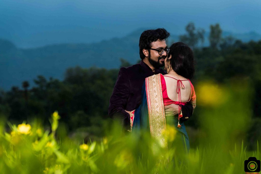 Prateek & Anushree Pre-wedding photoshoot | A&T Photography |Best Pre wedding photographer in Pune