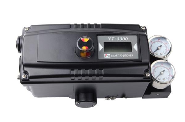 YTC YT3300LS smart valve positioner