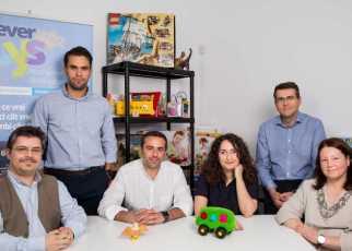 Evertoys, startup-ul românesc ce închiriază jucării a primit o finanţare de la un fond de investiţii