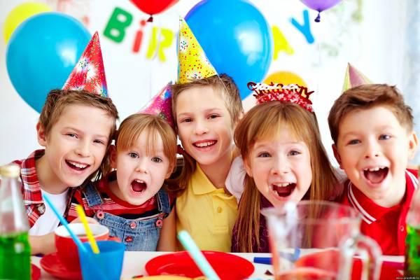 Тосты на день рождения ребенку