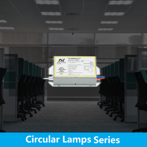 Circular lamp Fluorescent Ballast