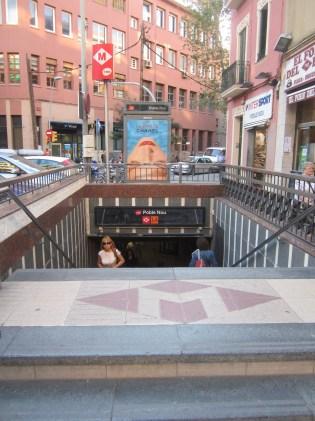 Nueva visión del Metro.