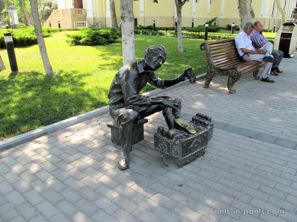 Совеременный Баку