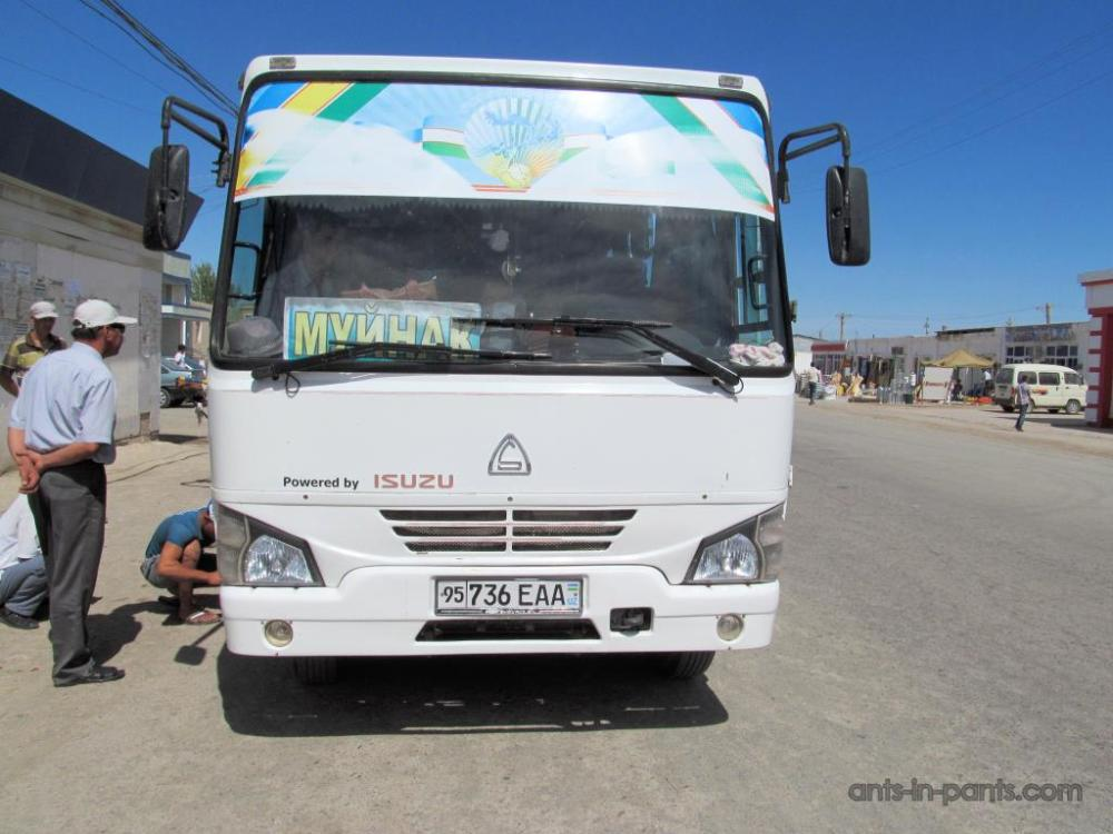 Transport in Uzbekistan